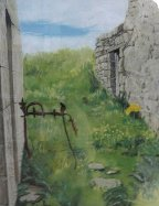 Old Gate, Inishmurray